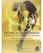 TECNICA DE LA DANZA. ANATOMIA Y PREVENCION DE LESIONES