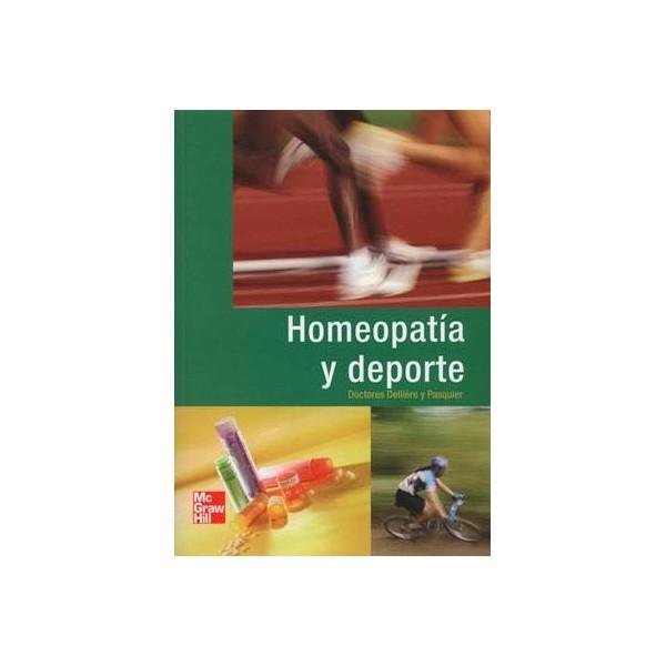 HOMEOPATIA Y DEPORTE